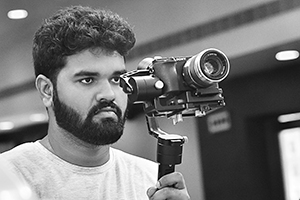 Vishnu - Cinematic Team Lead